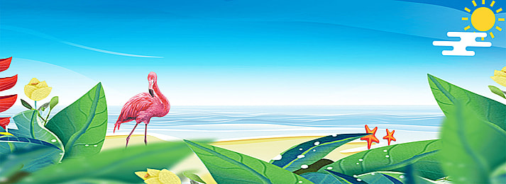 sky mar praia a água background, Paisagem, Verão, Areia Imagem de fundo