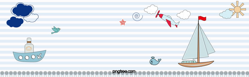 kids background, Cartoon, Kids, Sea-striped Background image