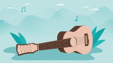 gitar separa close up, Gitar, Chord, Poster Banner imej latar belakang