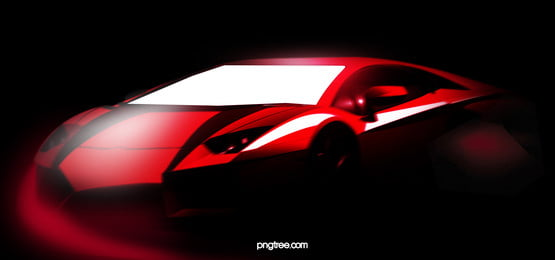 cars poster design material, Car, Bright, Poster Background image
