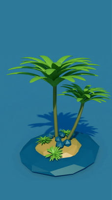 cây dừa những cây cọ những ngày lễ nền , Bãi Biển, Đại Dương., Đảo Ảnh nền