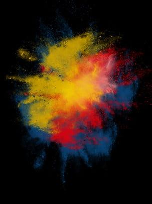 रंगीन बौछार प्रभाव पृष्ठभूमि , पानी के रंग का पृष्ठभूमि, हाथ चित्रित पृष्ठभूमि, Inkjet पृष्ठभूमि छवि