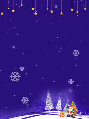 purple christmas banner background , Christmas, Tree, Bow Background image