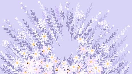 रोमांटिक फूल पृष्ठभूमि, मणि पृष्ठभूमि, फूल, रंग पृष्ठभूमि छवि