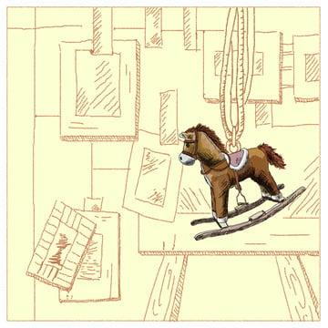पूर्ण भाप आगे शांत पोस्टर , राजसी, घोड़ों, पेंटियम पृष्ठभूमि छवि