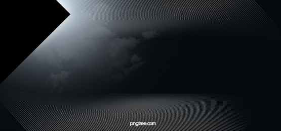 cool black geometric lines background banner, Black, Cool, Geometry Background image