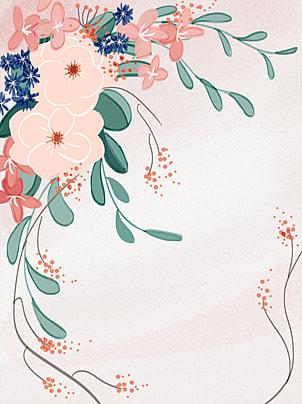 Lãng mạn nền Banner Hoa hồng Hồng Lãng Mạn Hình Nền