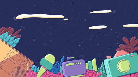 mikrofon latar belakang, Mikrofon, Banner Latar Belakang, Skrin Penuh Poster Latar Belakang imej latar belakang