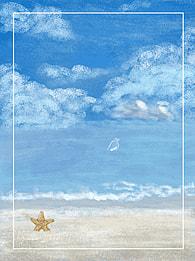 areia praia mar oceano background , Sky, Paisagem, Travel Imagem de fundo