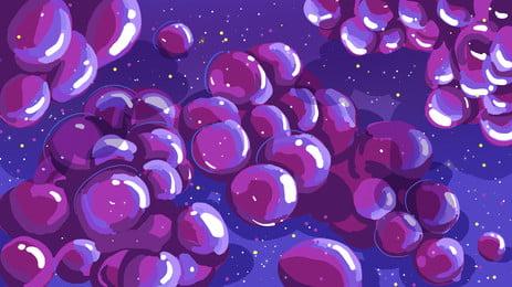 uva fox grape uva vinhedo background, Vinho, Videira, Frutas Imagem de fundo