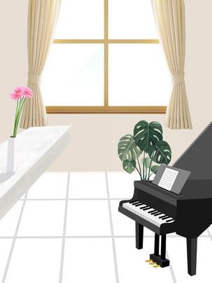 piano , Muzik, Piano, Tangan imej latar belakang