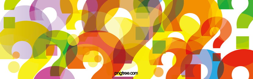 flat question mark, Poster, Banner, Cartoon Background image