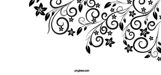 フローラル ステンシル デザイン アート 背景, フラワー, 元素, レトロ 背景画像
