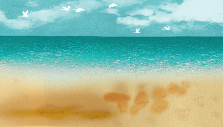 砂 土 ビーチ アース 背景, 海, 景観, コースト 背景画像