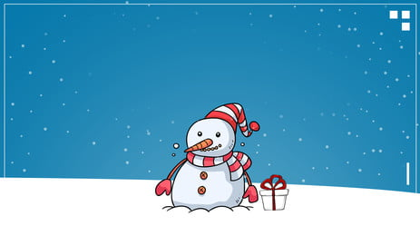 christmas, Snowman, Snow, Winter Background image