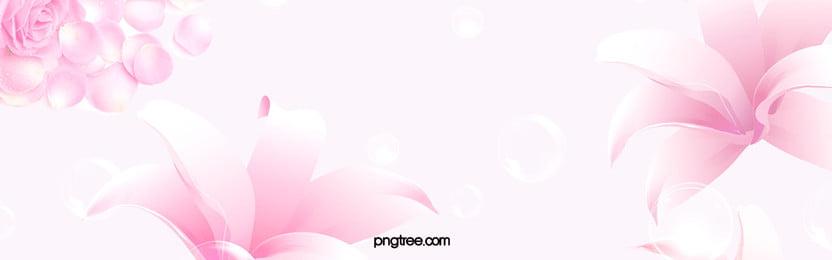 pink flower petals background, Pink, Petal, Poster Background image