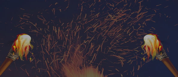 gelap obor kembang api, Pemindahan, Api, Gelap imej latar belakang