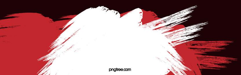 सार ब्रश पृष्ठभूमि, सार, बड़े लाल काला, स्ट्रोक पृष्ठभूमि छवि