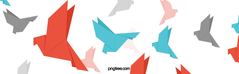 color three dimensional origami background, Color, Three-dimensional, Origami Background image
