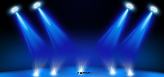 background banner blue stage lighting, Blue, Stage, Spotlight Background image