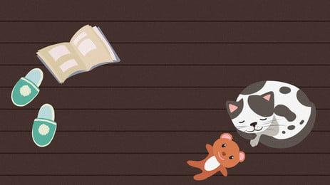 kitty gato doméstico gato • background, Tabby, Pet, Gatinho Imagem de fundo