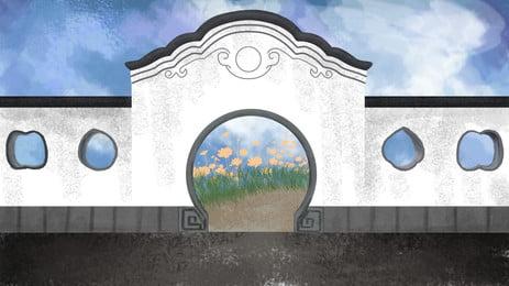 बनावट  विंटेज दीवार पृष्ठभूमि, बनावट, विंटेज, दीवारों पृष्ठभूमि छवि