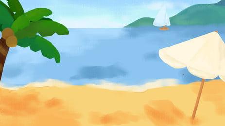 海 海 水の体 ビーチ 背景 コースト 熱帯 水 背景画像
