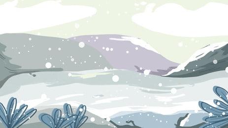 ледник снег гора лед справочная информация ландшафт пик горы Фоновое изображение