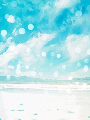 Aquarela Principal Arte Cartoon Background O Personagem Silhueta Imagem Do Plano De Fundo