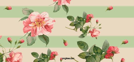 algodão floral flor design background, Papel De Parede, Vintage, Decoração Imagem de fundo