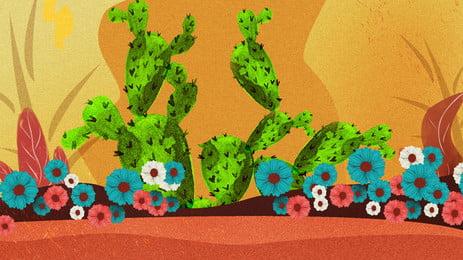 xương rồng  cây trên bầu trời  cây nền, Khu Vườn, Màu Vàng., Sa Mạc. Ảnh nền