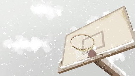 sukan bola keranjang bingkai bola keranjang mencari latar belakang langit biru, Pendidikan Jasmani, Pergerakan, Bola Keranjang Kotak imej latar belakang