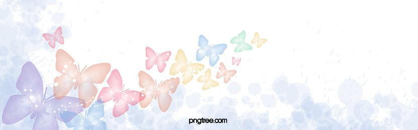 पानी के रंग तितली पृष्ठभूमि, पानी के रंग का, हाथ चित्रित, तितली पृष्ठभूमि छवि
