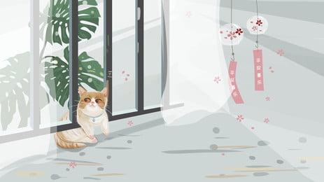 बिल्ली का बच्चा पृष्ठभूमि बैनर, बिल्ली का बच्चा पृष्ठभूमि बैनर, पृष्ठभूमि, बिल्ली का बच्चा पृष्ठभूमि छवि