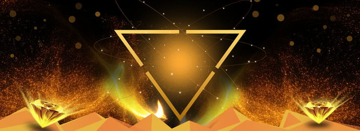 triangle geometry background, Poster, Banner, Flat Background image
