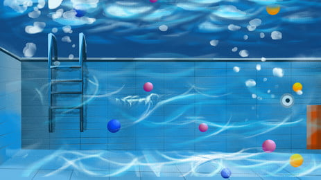 तैराकी प्रतियोगिता, तैराकी, खेल, प्रतियोगिता पृष्ठभूमि छवि