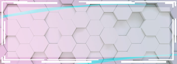 Creative Three-dimensional Space Squares Background, Poster, Banner, Flat, Background image