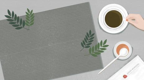 रोमांटिक कॉफी पृष्ठभूमि, रोमांटिक, दिल के आकार का, जोड़ों पृष्ठभूमि छवि