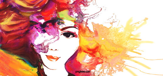 Beautiful Watercolor Painting Beautiful Hd Pictures, Flirty, Watercolor, Pictures, Background image