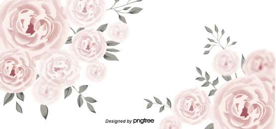 fresh roses butterfly watercolor background , Watercolor, Rose, Butterfly Background image