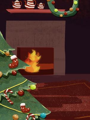 चिमनी पृष्ठभूमि , चिमनी, लौ, आग की लपटों को पृष्ठभूमि छवि