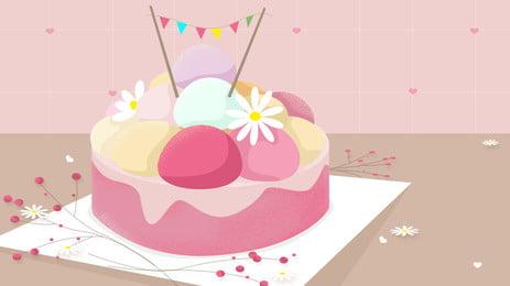 кубок питание десерт сладкий справочная информация, кекс, глазурь, Polka Dot Фоновый рисунок