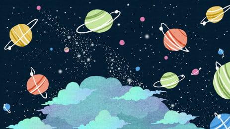 mars ruang alam semesta, Sains Dan Teknologi, Sains Fiksyen, Alam Semesta imej latar belakang