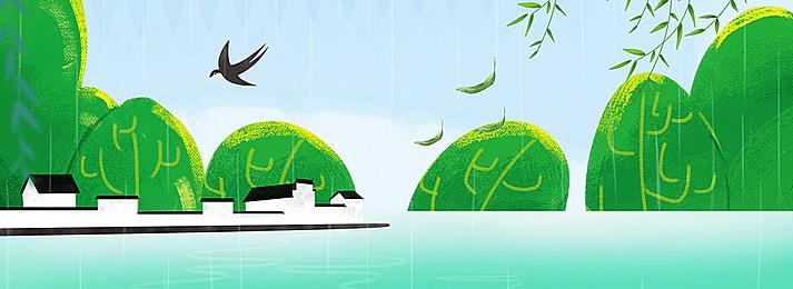 森林 陽光 綠樹 森林背景圖庫