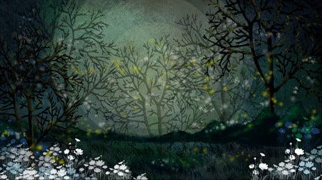 वन पाइपलाइन, सूरज, हरियाली, वन पृष्ठभूमि छवि