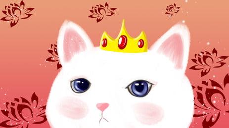 子猫子猫, ファー, 動物, 国内 背景画像