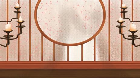 キャンドル 光源 炎 キャンドル 背景 ライト ワックス 祝い 背景画像