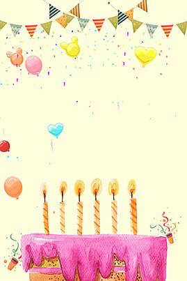 happy birthday , Birthday, Candle, Purple Background image