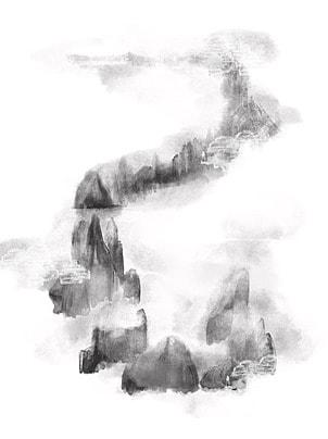 trên bầu trời  bầu khí quyển  những đám mây thời tiết nền , Những đám Mây, Thiên đường., 云景 Ảnh nền