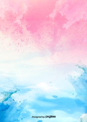 gradual change , Blue, Pink, Beautiful Background image